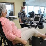 Outpatient clinics provide specialty care