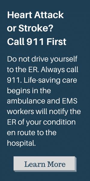 ESH ER Call 911