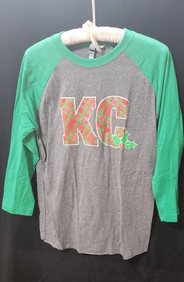 KC Christmas Shirt