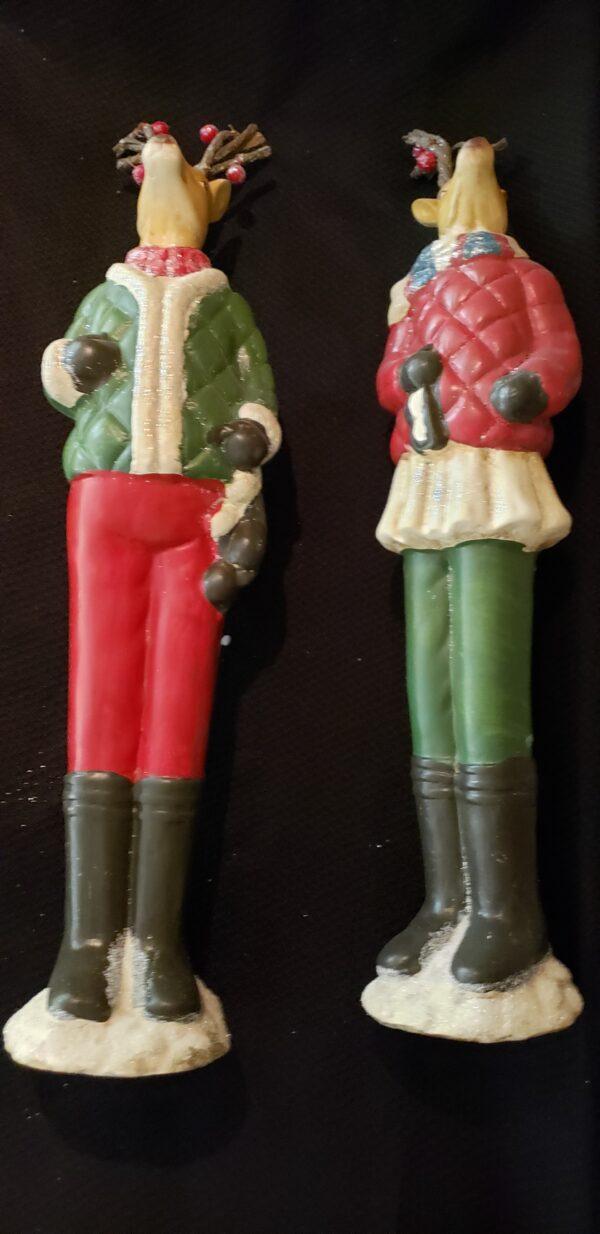 Mr. & Mrs. Reindeer